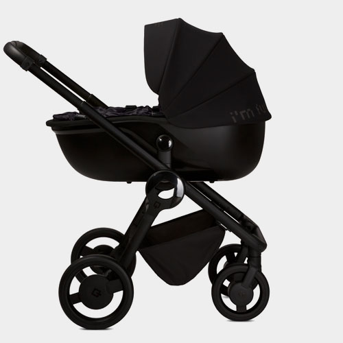 Stroller with carrycot