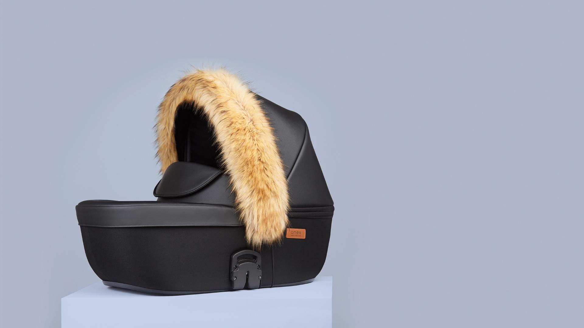 Hood fur