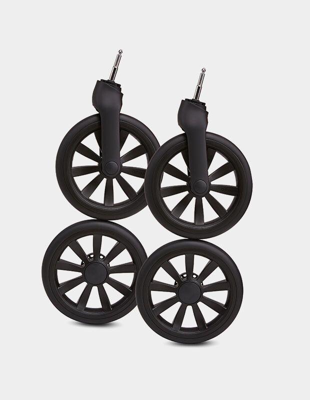 Air free wheels