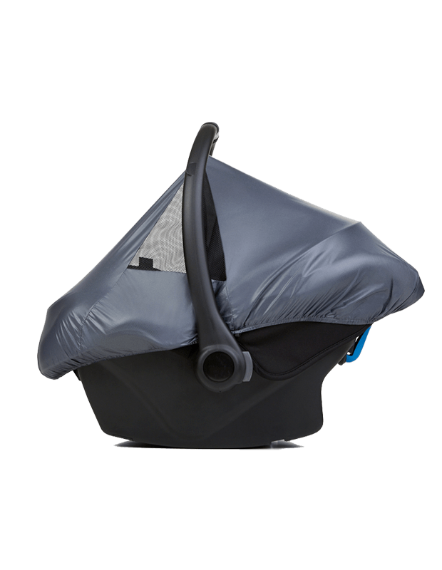 Wind cover for children safety seat