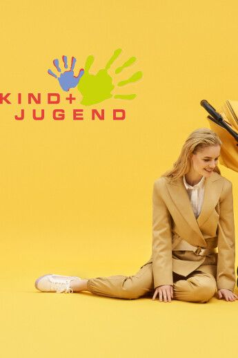 Come and join us at the exhibition Kind + Jugend 2019