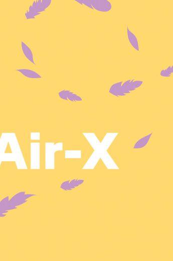 Air-X, mai ușor și mai respirabil
