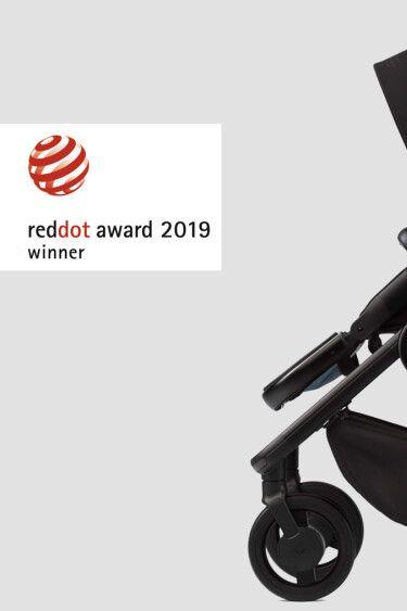 Das Design der Anex Kinderwagen hat den Red Dot Award 2019 erhalten