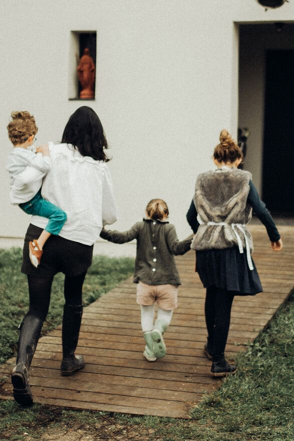 Story of Adoption from France